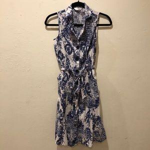 Mlle Gabrielle Floral Dress